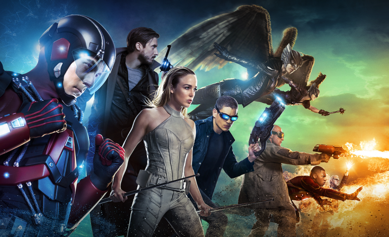 Newest Trailer for 'DC's Legends of Tomorrow' Shows the 8 Legends in Action