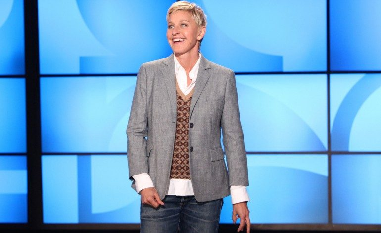 'The Ellen DeGeneres Show' Renewed for an Additional 4 Years