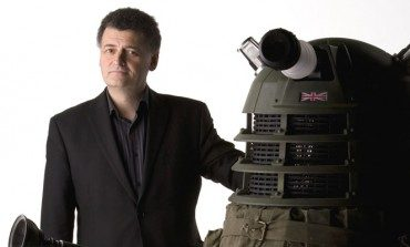 'Doctor Who' Showrunner Steven Moffat Leaving After Season 10