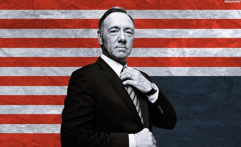 'House of Cards' Getting Season 5, and New Showrunner
