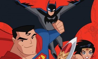 'Justice League Action' the Animated Superhero Series to Debut on Cartoon Network