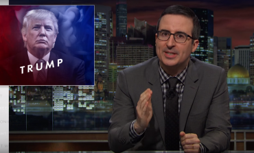"John Oliver Deconstructs and Condemns ""Donald Drumpf"" on 'Last Week Tonight'"