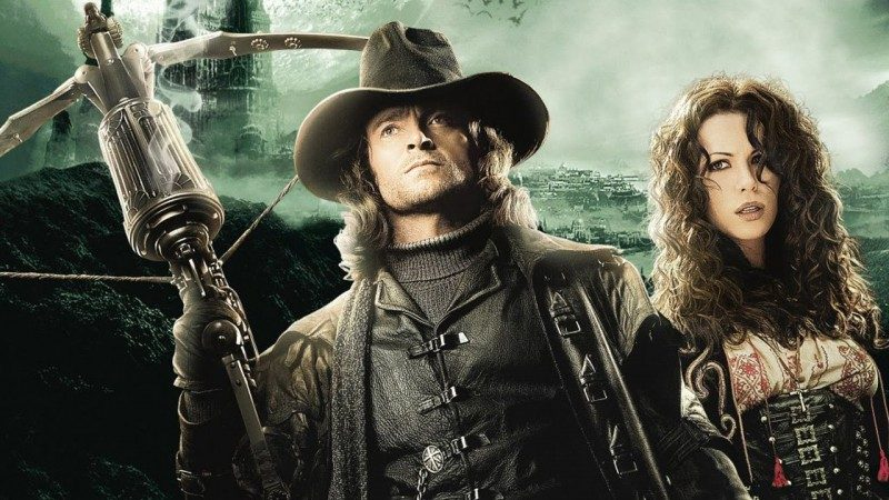 Hugh Jackmaan and Kate Beckinsale in 2004's 'Van Helsing'
