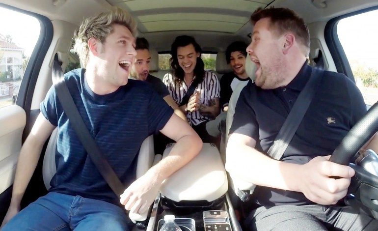 James Corden's 'Carpool Karaoke' Getting Primetime Special, Possible Series Spinoff