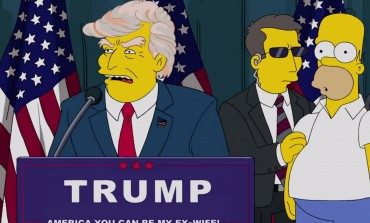 'The Simpsons' Writer on Predicting a Trump Presidency During Episode in 2000