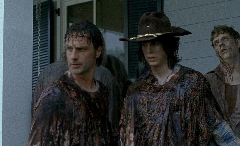 'The Walking Dead' Season 6 Finale Trailer Leaked