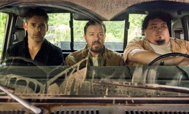 New Trailer for Netflix's 'Special Correspondents' from Ricky Gervais