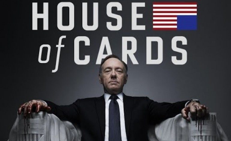 """House of Cards"" New Season to Premiere on Netflix March 4"