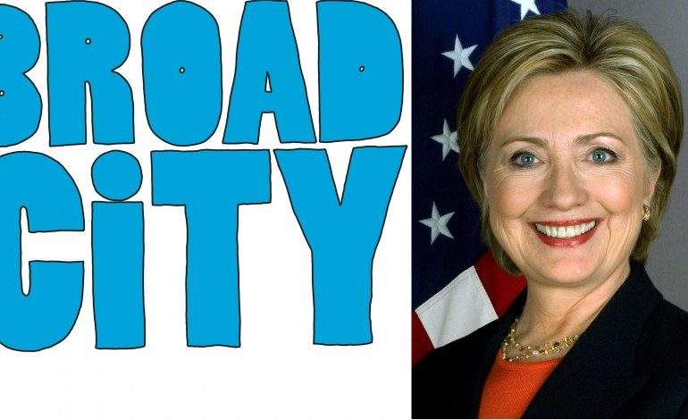 'Broad City' Stars Tease Hillary Clinton Appearance on Tomorrow's Episode