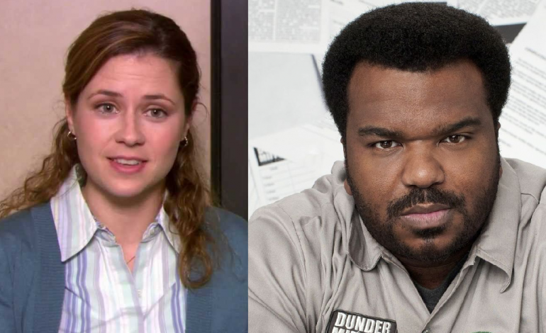 'The Office' Alumni Craig Robinson, Jenna Fischer Cast in New Roles Today