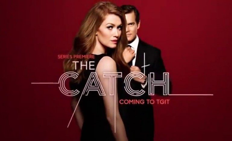 """The Catch"" to Premiere on March 24 on ABC"
