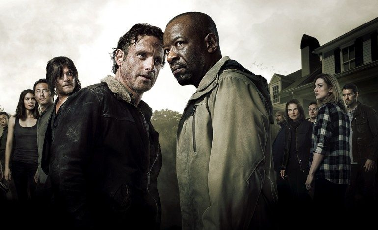 'The Walking Dead's' Bloody Finale