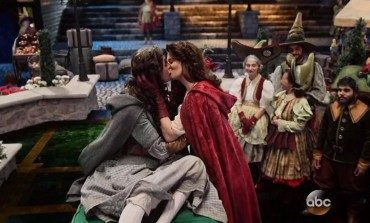 'Once Upon a Time's' Romance Between Dorothy of Oz & Little Red Riding Hood