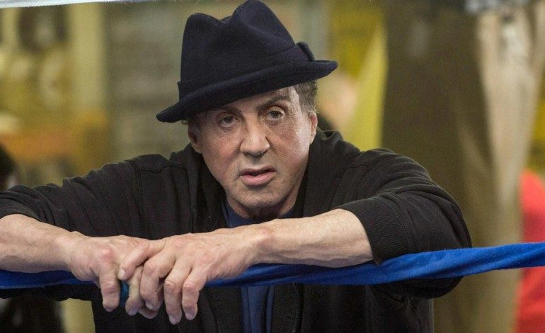 Sylvester Stallone To Star in 'Omerta'