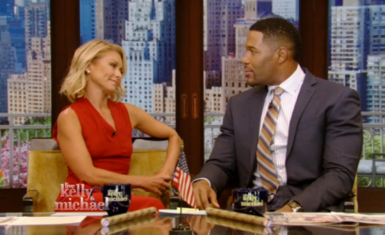 Ripa Returns Triumphant to 'Live!', Strahan's Departure Moved Up