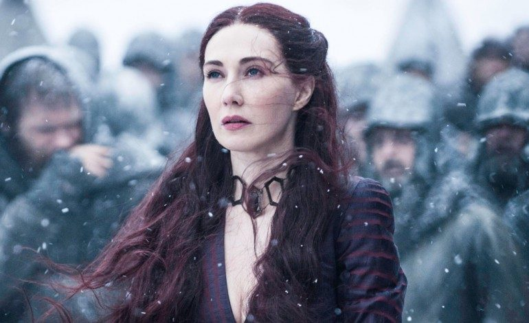 'Game of Thrones' Reveal: Melisandre is Over 200 Years- Old