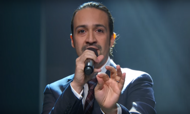 Lin-Manuel Miranda Makes Epic Plea for Puerto Rico on 'Last Week Tonight'