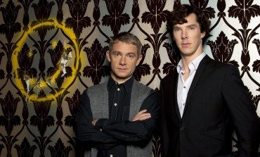 'Sherlock' Season 4 Has (Finally) Begun Filming