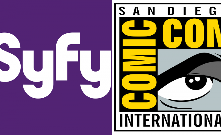 Syfy to Broadcast San Diego Comic-Con 2016 in Three-Day Special