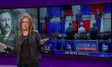 """Full Frontal With Samantha Bee"" Renewed Through the End of 2016"