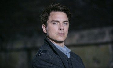 John Barrowman In Cardiff Filming For 'Doctor Who' or 'Torchwood' ?
