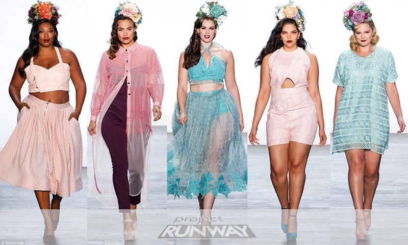 Ashley Tipton's Season 14 win with a plus-size line created controversy