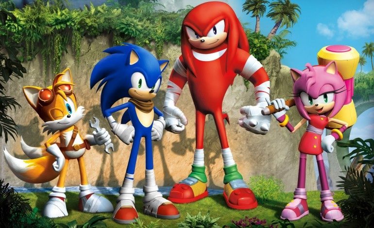 Hulu to Stream 'Sonic Boom' Series Based on the Popular Animated Hedgehog