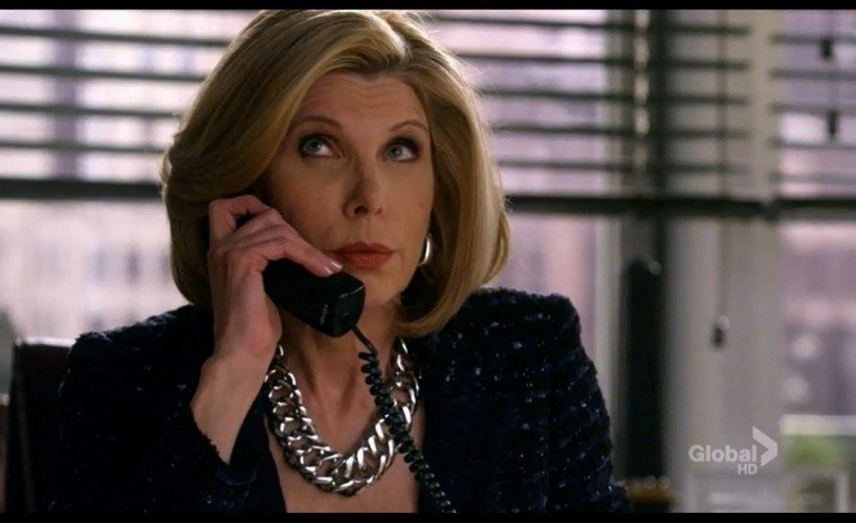 Christine Baranski in Talks for a 'Good Wife' Spinoff