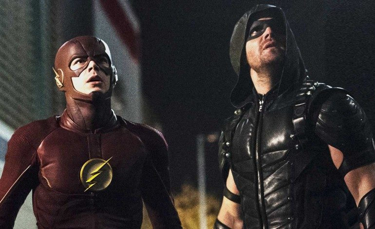 'Arrow,' 'The Flash,' 'Supergirl,' and 'DC's Legends of Tomorrow' Joining Forces in Crossover Event