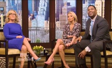 Kelly Ripa Talks 'Live!,' Michael Strahan Exit