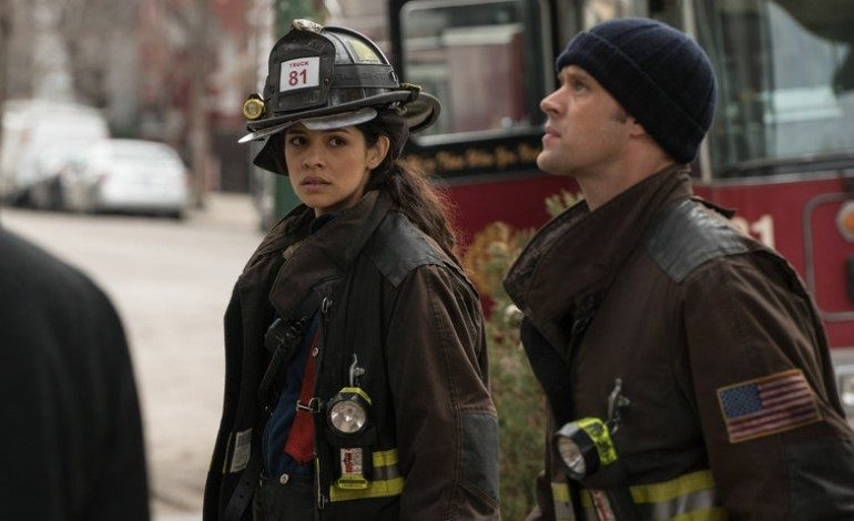 Miranda Rae Mayo Promoted to Series Regular on 'Chicago Fire'