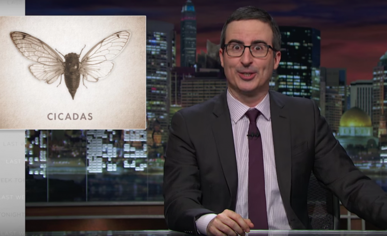 John Oliver 'Cicada' Segment Surges to 1M Viewers in 12 Hours