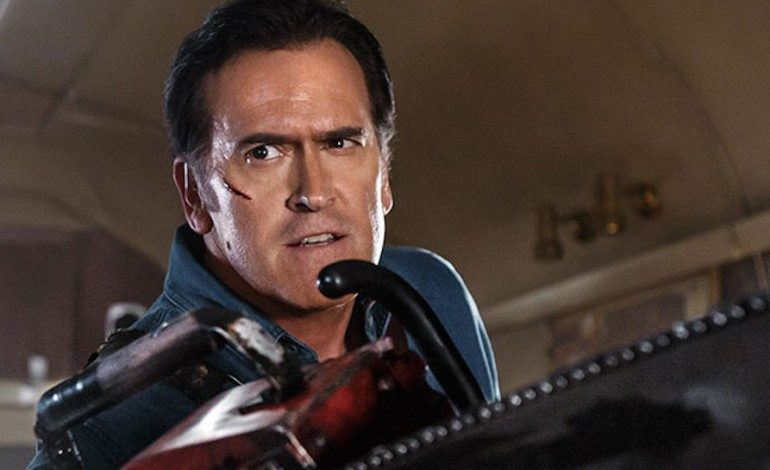 Bruce Campbell Launches 'Ash Vs. Evil Dead' Emmy Campaign