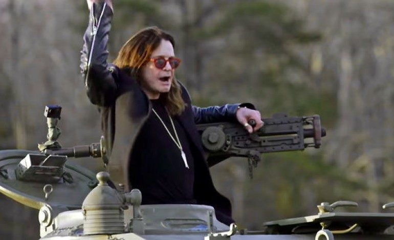 Jack and Ozzy Osbourne Premiere Their History Tour July 27