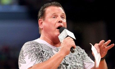'WWE' Jerry Lawler Suspended After Domestic Abuse Arrest