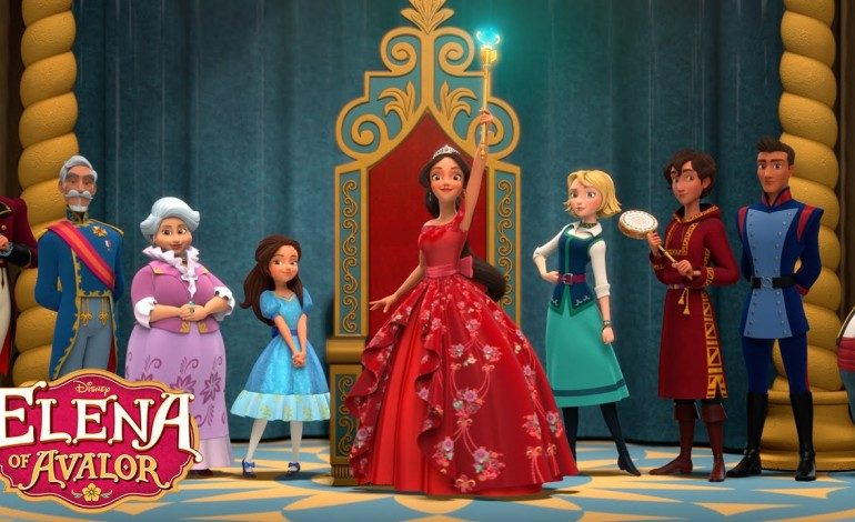 Date Set for 'Elena of  Avalor,' Disney's Fearless Latina Princess, Watch Teaser