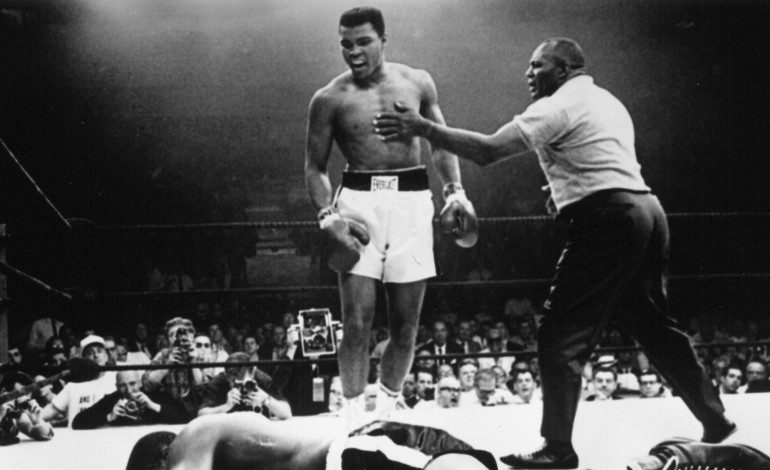 Multiple Channels Air Tributes to Muhammad Ali