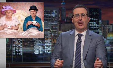 "British TV Will Not Air John Oliver's ""Brexit"" Segment"