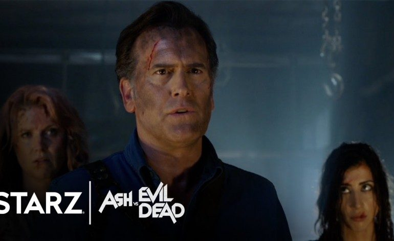 'Ash vs Evil Dead' Season 2 Teaser Promises Guts and Glory