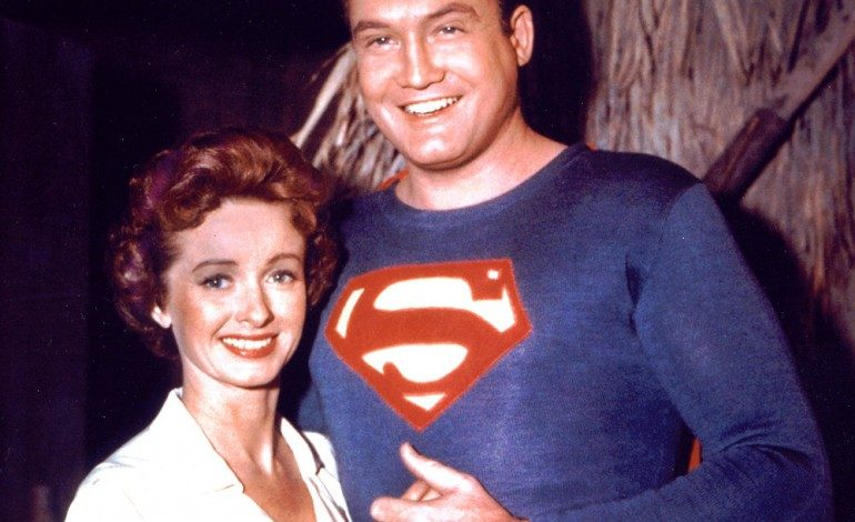 'Superman's' First Lois Lane, Noel Neill Passes At 95