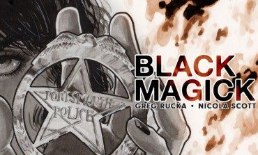 Rucka and Scott Comic 'Black Magick' Optioned For Series Development