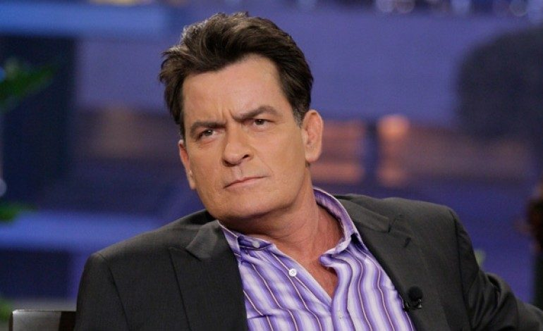 Charlie Sheen Wants His New Story to Be Told Through a Reality Series