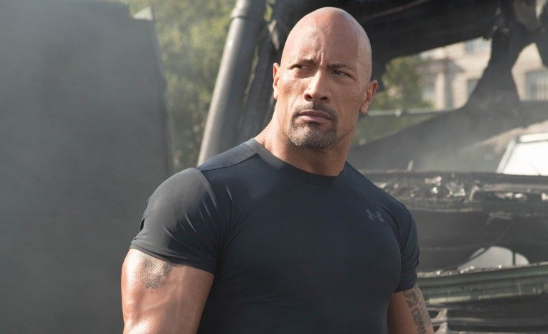 Dwayne Johnson to star in USA drama 'Muscle Beach'