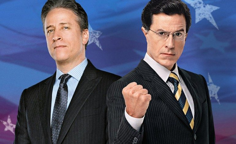 Jon Stewart Will be Back in Action on 'The Late Show with Stephen Colbert' to Help Kickoff Coverage of the Democratic and Republican National Conventions