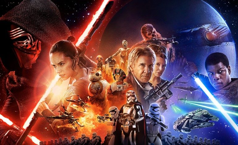 """Star Wars: The Force Awakens""  Coming To Starz In September"