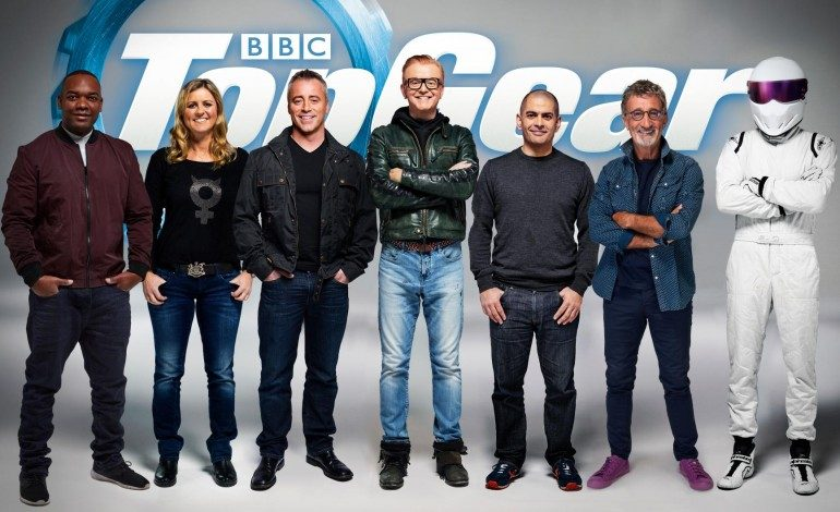 Chris Evans Leaves the BBC's 'Top Gear'