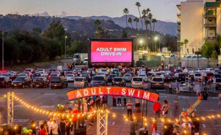 Adult Swim Announces Dates for 2016 Drive-In Tour