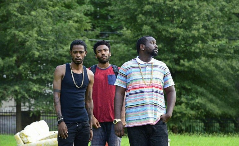 "Donald Glover Promotes New FX Series ""Atlanta"", Discusses Leaving ""Community"""