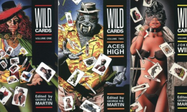 George R.R. Martin's 'Wild Cards' Being Adapted for Television