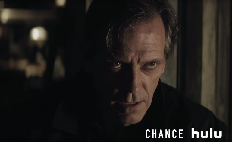 Hulu Reveals First Look At Hugh Laurie Drama 'Chance'